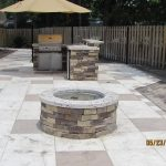 outdoor custom firepit