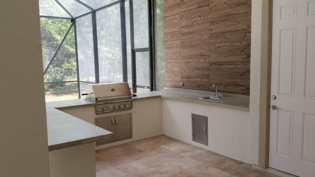 florida outdoor kitchen company