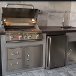 Florida 2020 custom outdoor kitchen